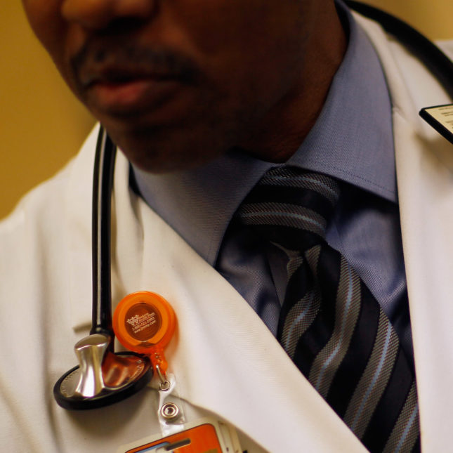 Black Male Doctors