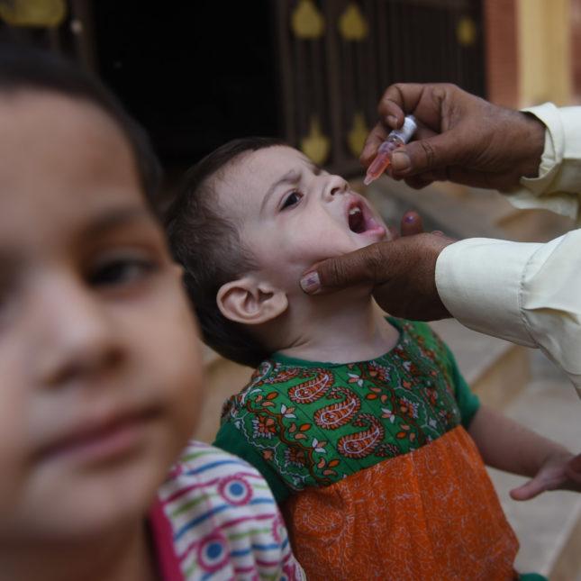 Polio Pakistan