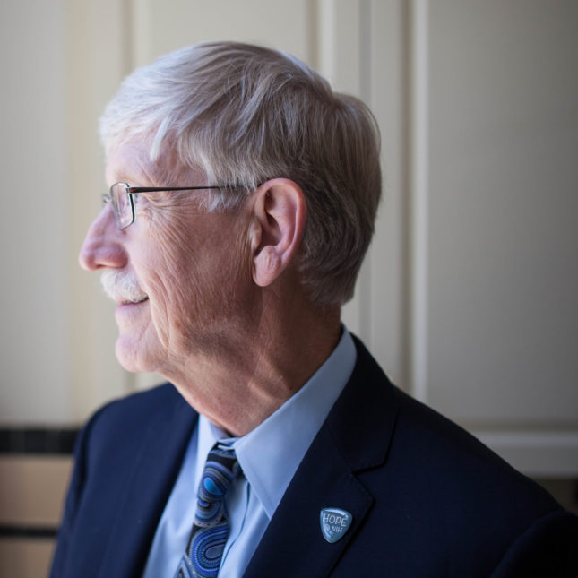 Francis Collins NIH