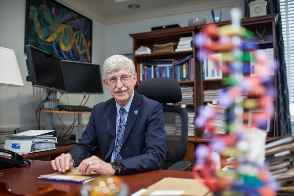 Francis Collins NIH
