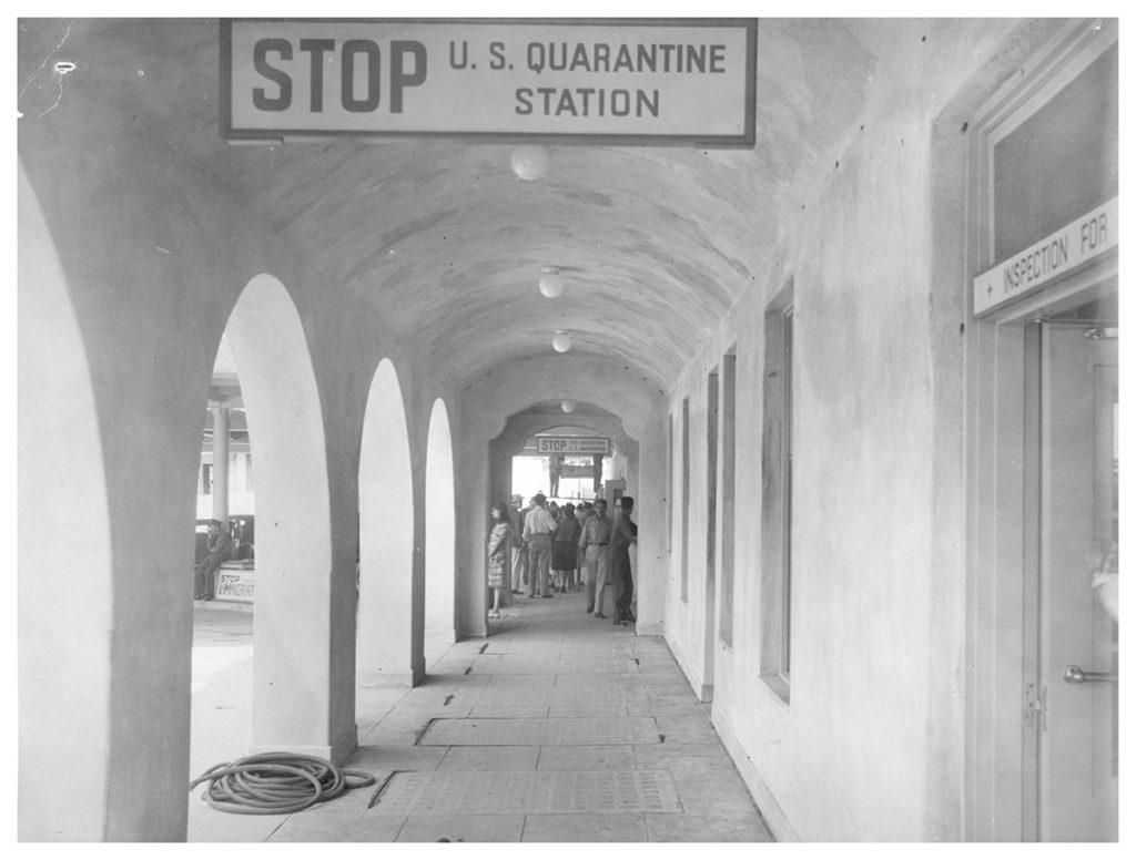 CDC Quarantine