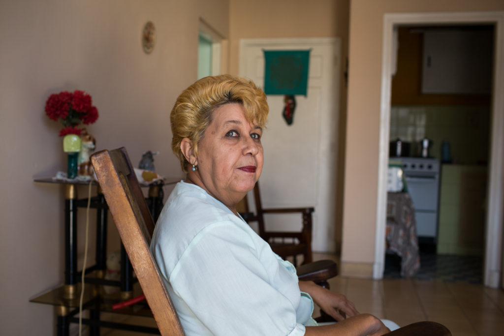 Havana nurse
