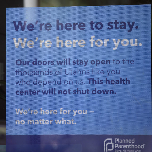 The battle of Planned Parenthood