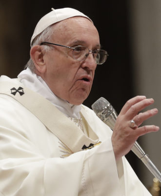 Vatican Pope Francis