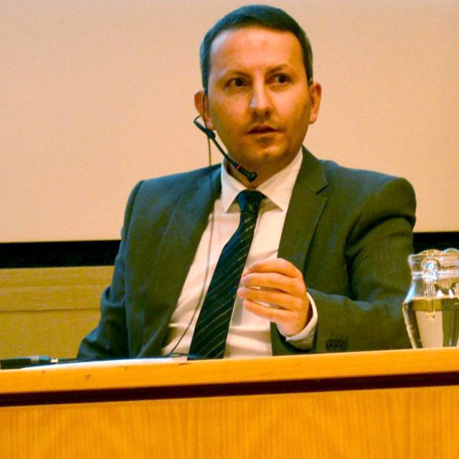 Dr. Ahmadreza Djalali