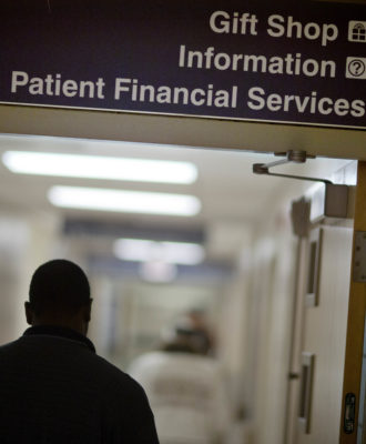 Health Overhaul Hospital Bailouts