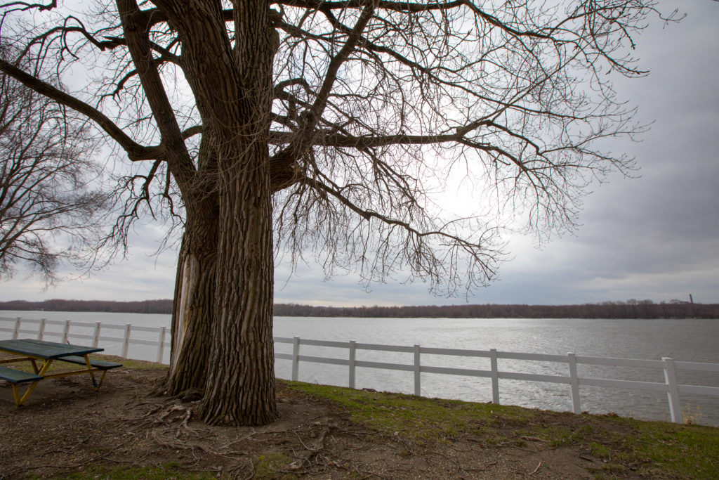 DePue, Illinois - Lake DePue