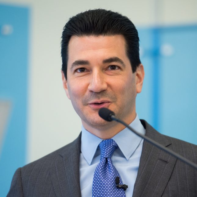 FDA pick faces questioning on ties to industry he'd regulate