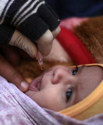 Yemen polio