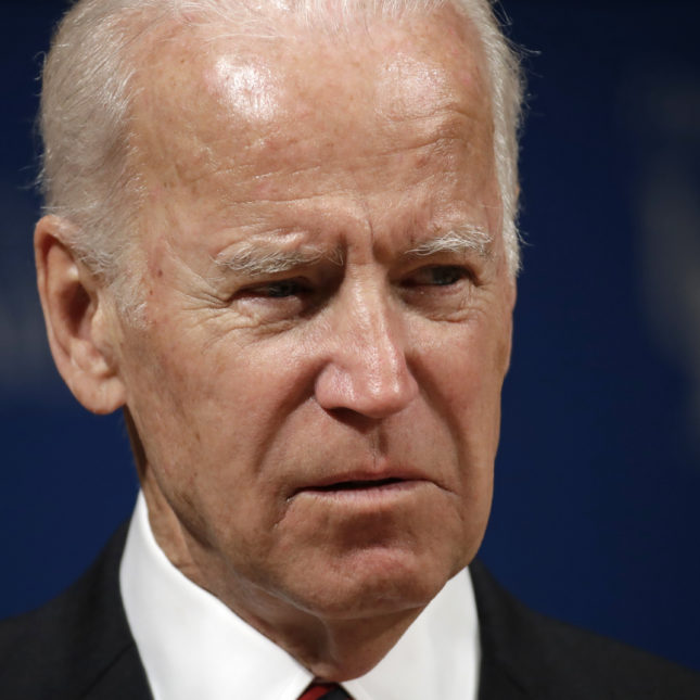 Joe Biden to return to New Hampshire for Democrats' dinner