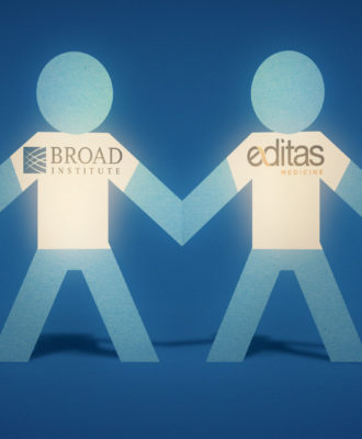 BROAD and EDITAS