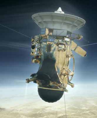 Cassini Space Craft
