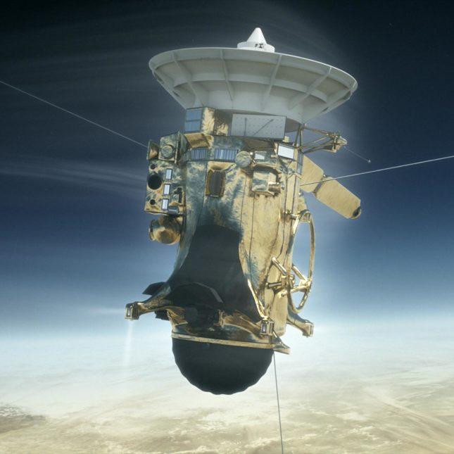 Cassini Space Craft