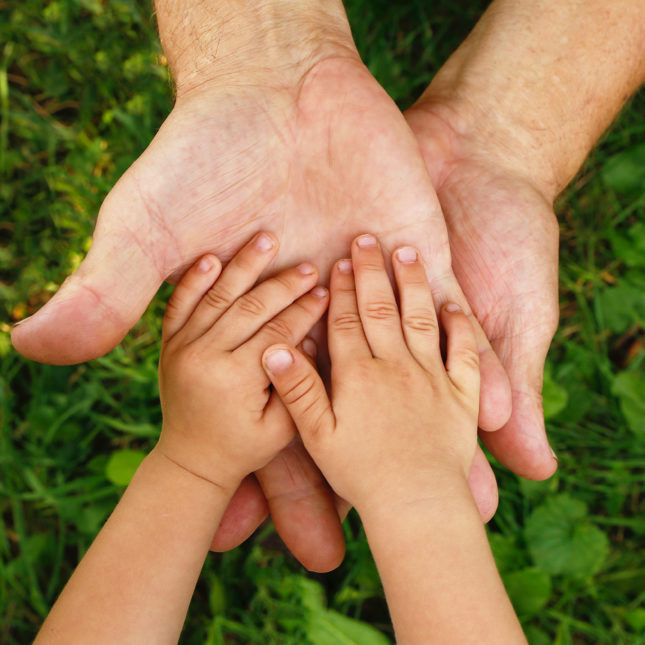 After divorce, shared parenting is best for children's