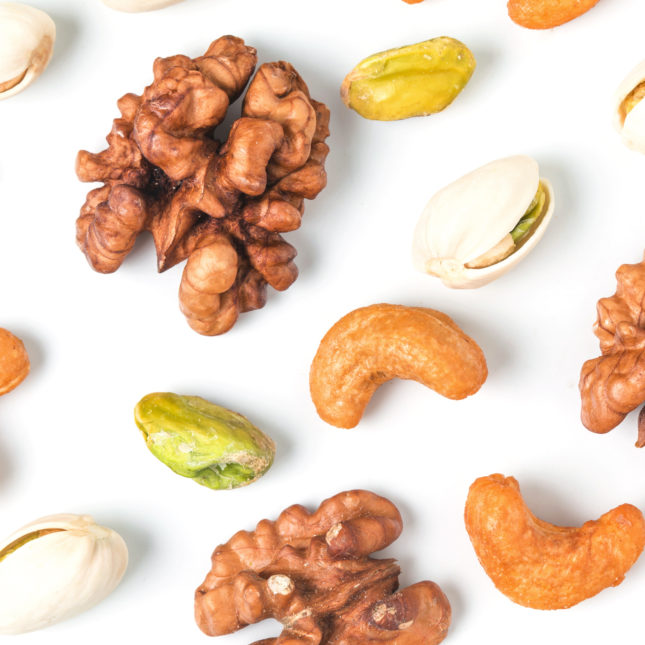 Tree nuts may lower risk of colon cancer recurrence, death