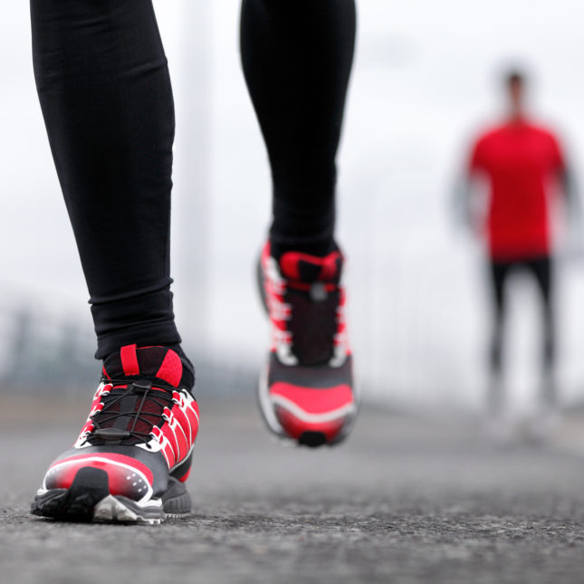 Compression tights don't help runners run faster