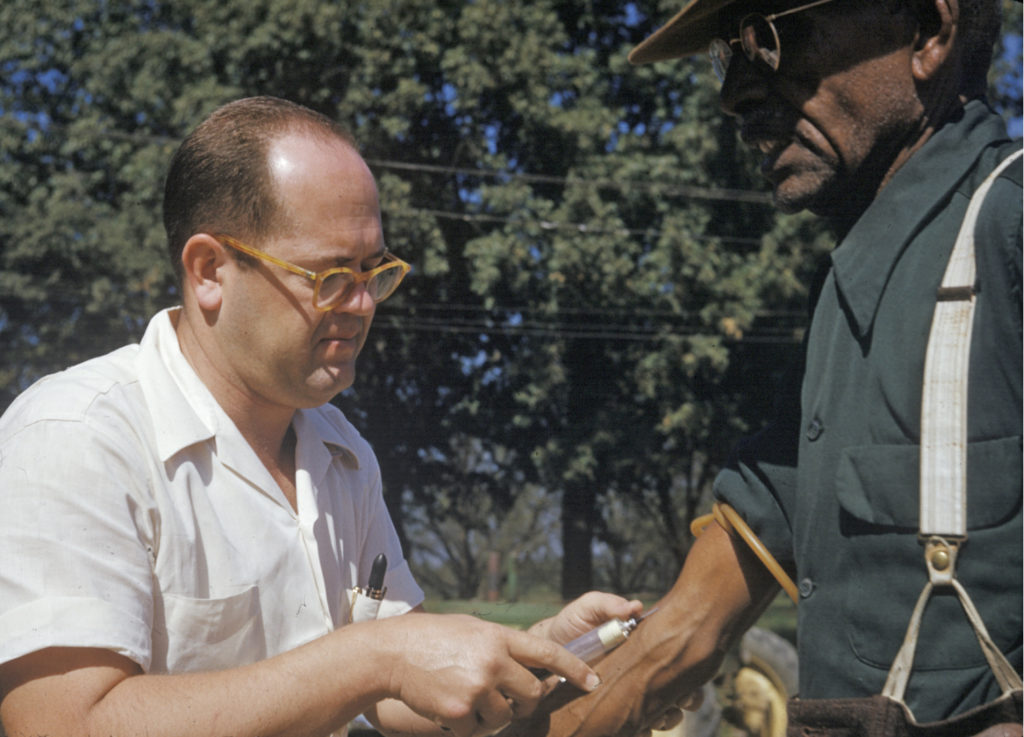 Tuskegee Syphilis Study and the Scientific Concept of ...