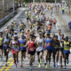 Boston Marathon runners