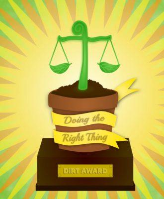 DiRT Award