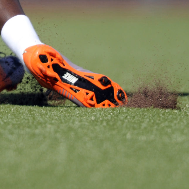 Soccer artificial turf