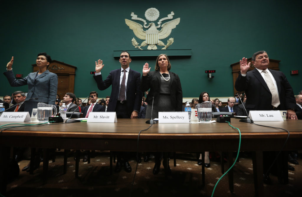Slavitt - Hearing On Affordable Care Act Implementation Failures