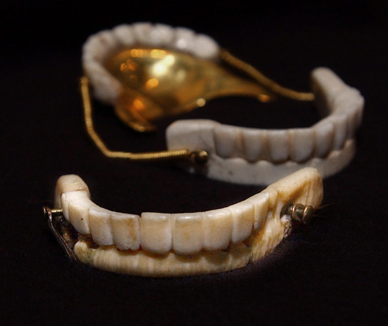 How George Washingtons Teeth Became An American Legend
