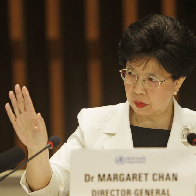 Image result for margaret chan