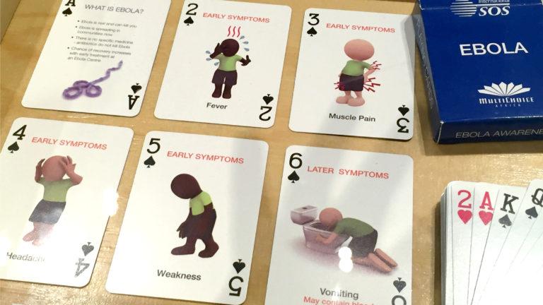 Ebola Cards