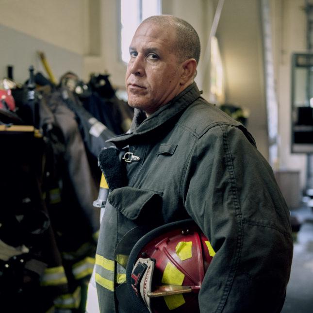 Oakland firefighters