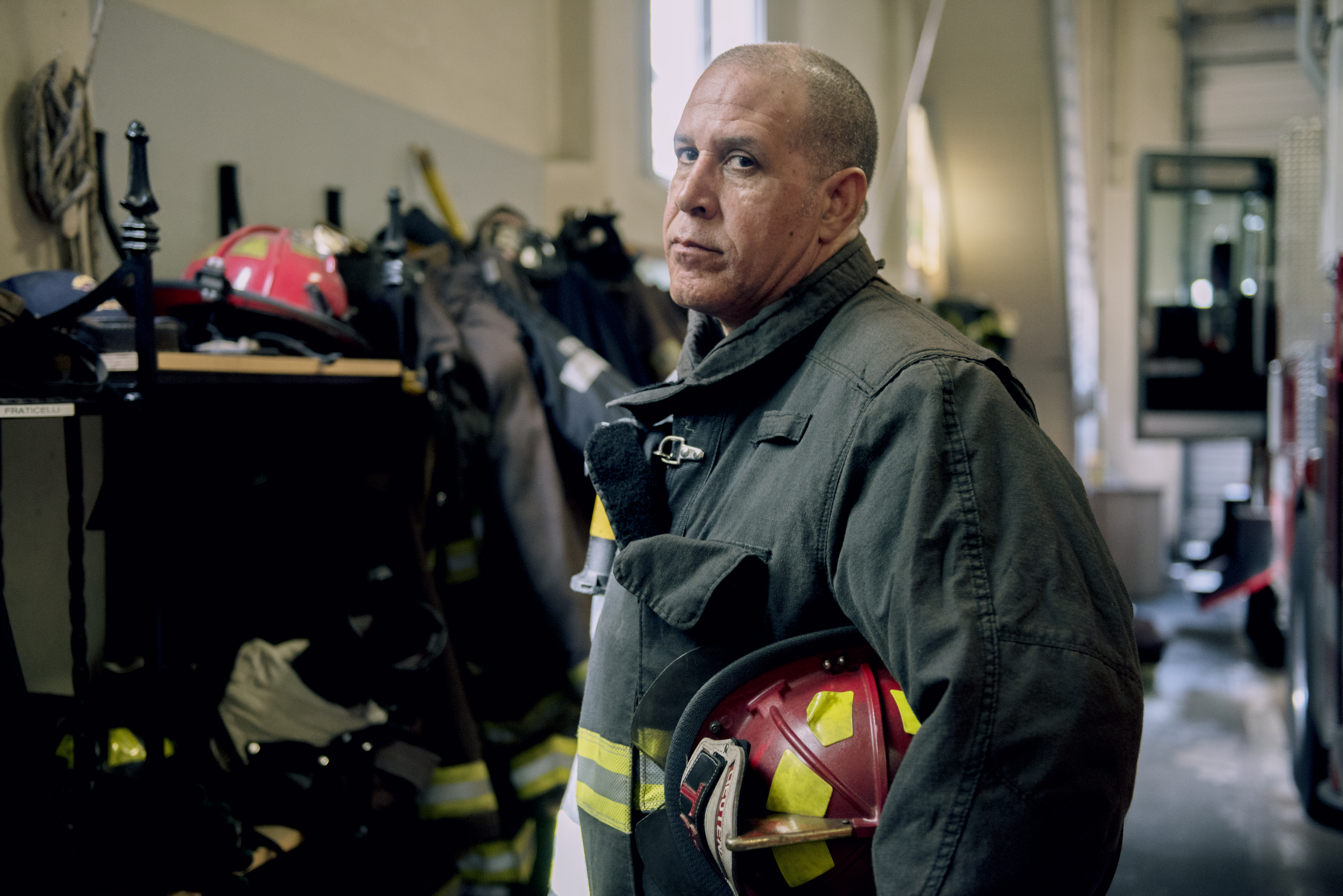 After a horrific blaze, Oakland firefighters confront lasting