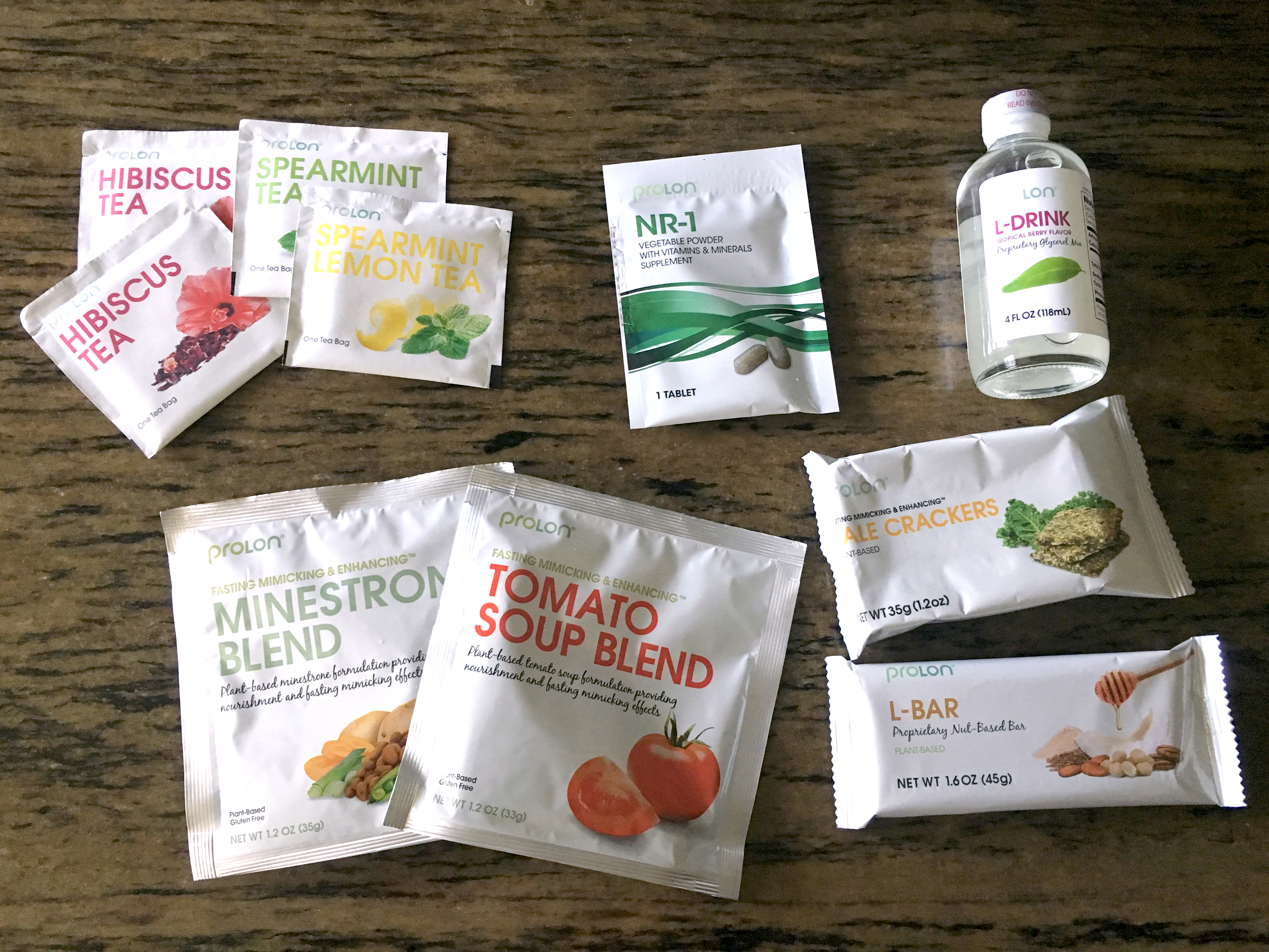 Kale crackers and hibiscus tea: My five days on a 'fasting diet'