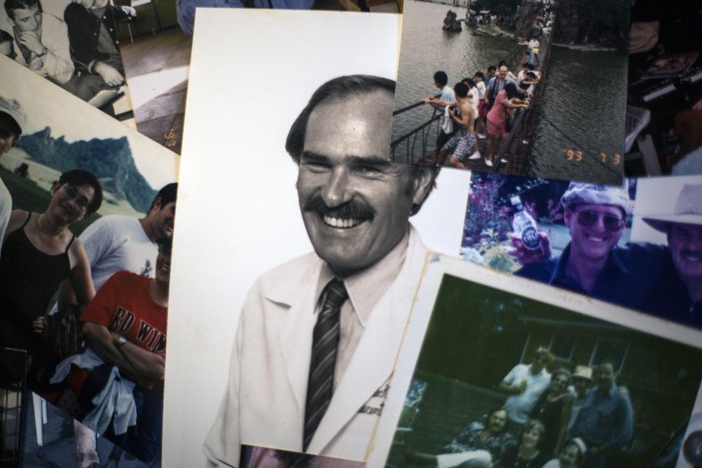 Dr. Richard MacKenzie