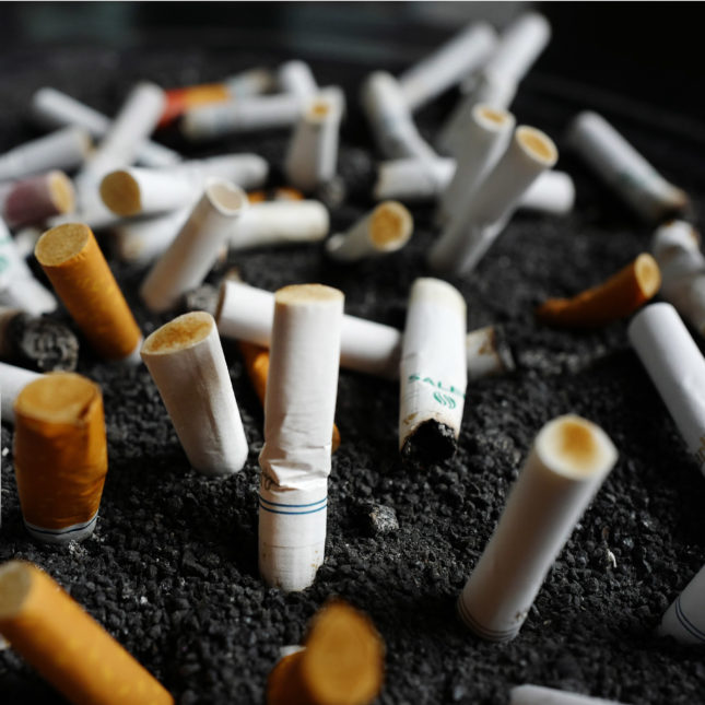 FDA Proposes Reducing Nicotine In Cigarettes