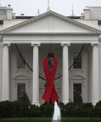 AIDS White House