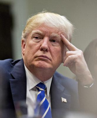 President Trump for KHN