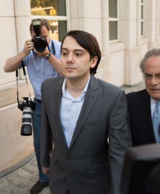 Martin Shkreli Securities Fraud Trial