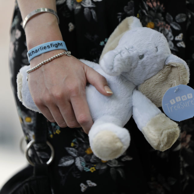Connie Yates - Charlie Gard