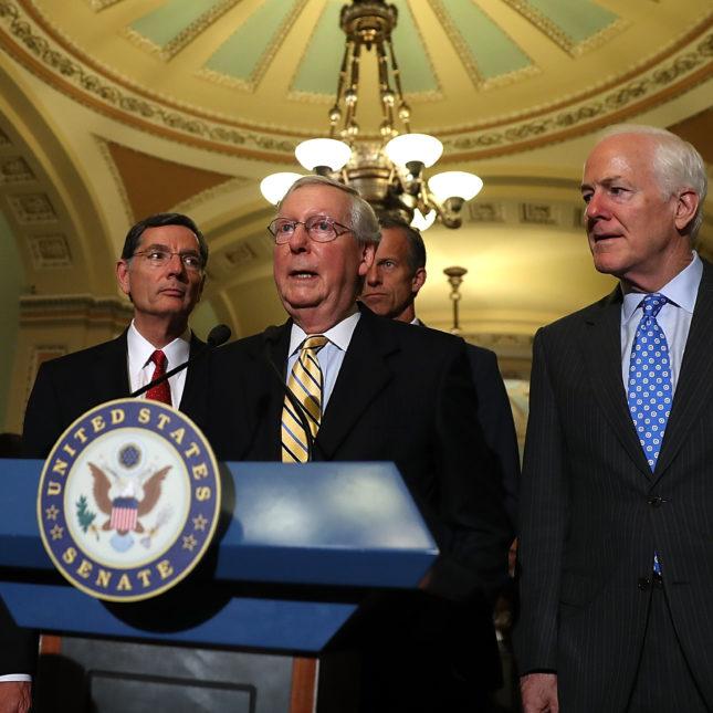 Senate - Health Care Bill
