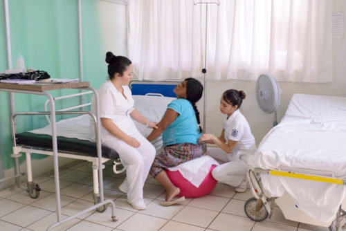 A midwife is changing how women give birth in Mexico, one baby at a time
