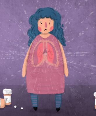 "Medical mystery"" Asthma"
