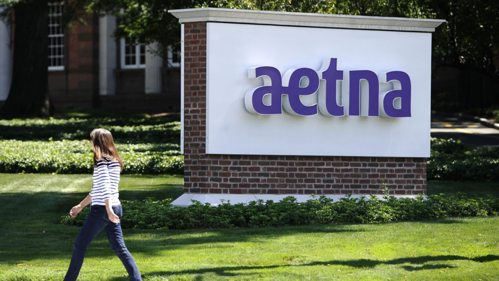 HIV status of thousands revealed on envelopes mailed by Aetna