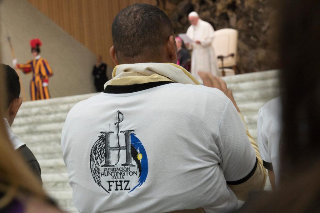Vatican Huntington's Disease