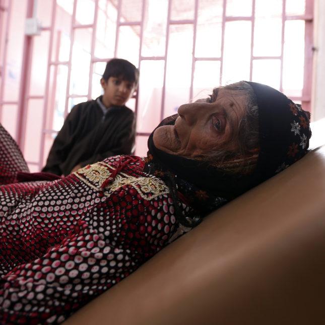 Yemen Cholera - August 2017