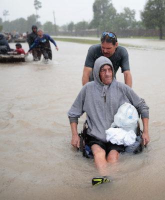 Houston flood Harvey