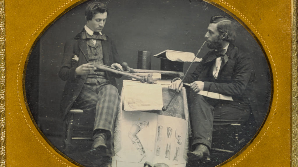 Early medical photos, long hidden, now destined for high bidders
