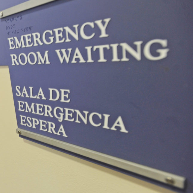 Emergency Room - Cook County