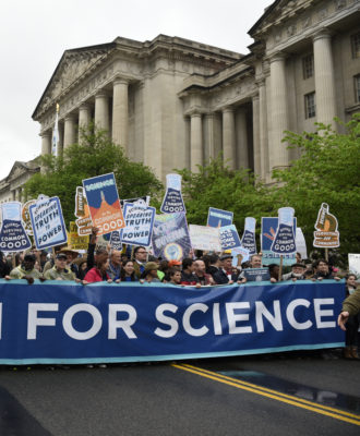 Science March - Washington