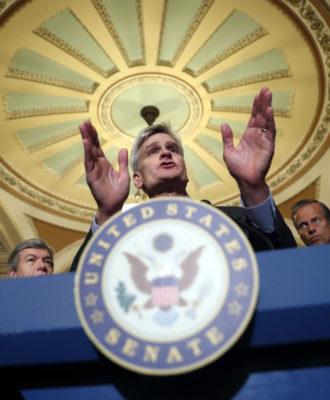 Sen. Bill Cassidy - health care bill