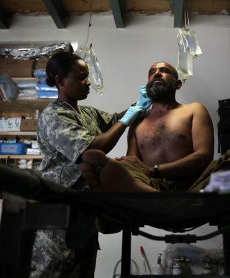 U.S. Army medics
