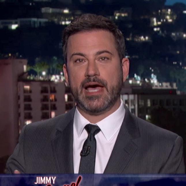 Jimmy Kimmel show
